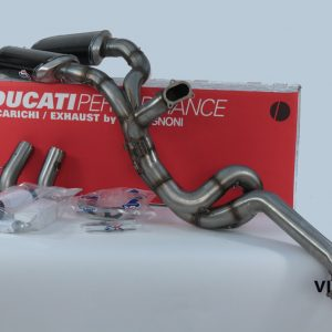Kit Scarico Completo Termignoni Ducati 1198 / 1198S / 1198Sp cod 96456411B